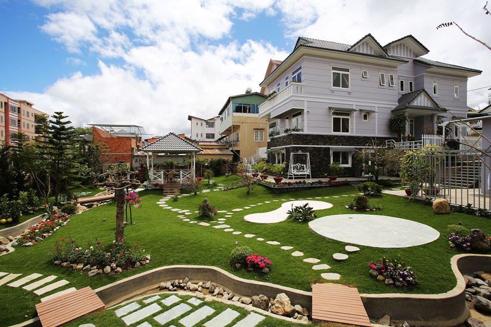 Villa Đà Lạt D051 - Sân vườn đẹp - Trung tâm