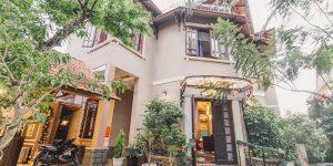 Villa Đà Lạt D065 - Sân Vườn Đẹp