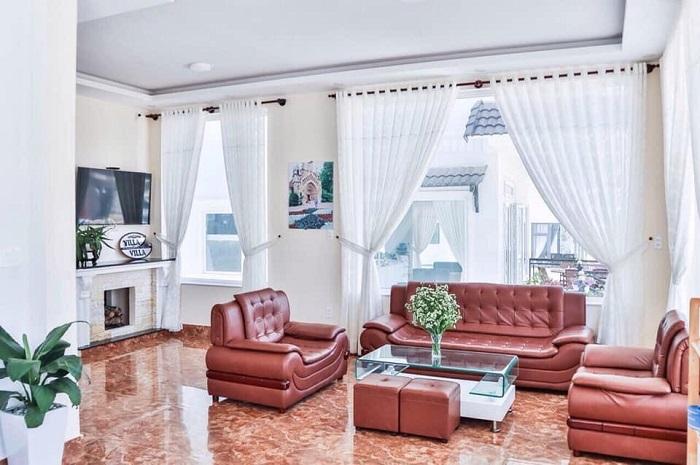 Villa Đà Lạt D067