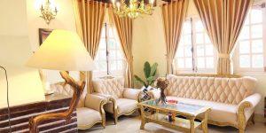 Villa Đà Lạt D070 - Nội thất cao cấp