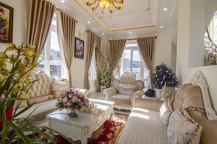 Villa Đà Lạt D078