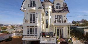 Villa Đà Lạt D078 - Phong cách châu Âu