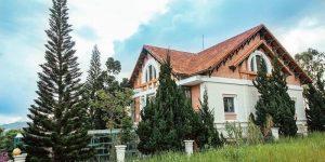Villa Đà Lạt D084 - Kiến trúc kiểu Pháp