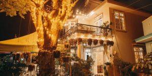 Villa Đà Lạt D091 - View đèn lồng + rừng núi
