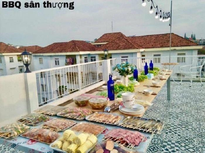 Villa Đà Lạt D095