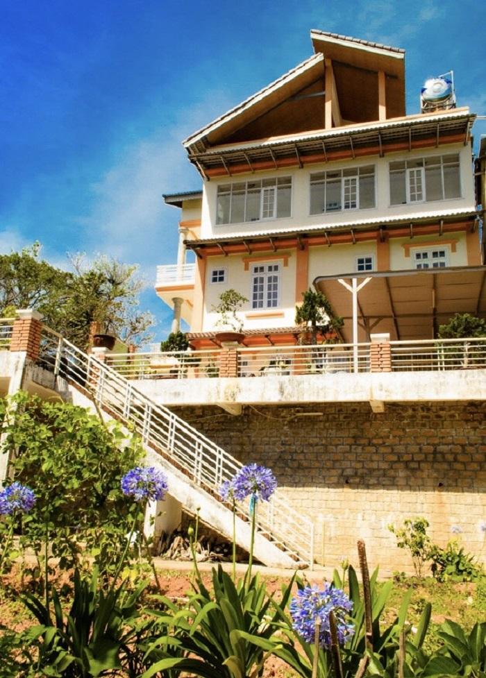 Villa Đà Lạt D098
