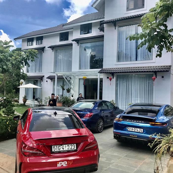 Villa Đà Lạt D109