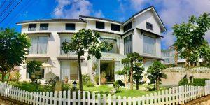 Villa Đà Lạt D109 - Villa sân vườn đẹp