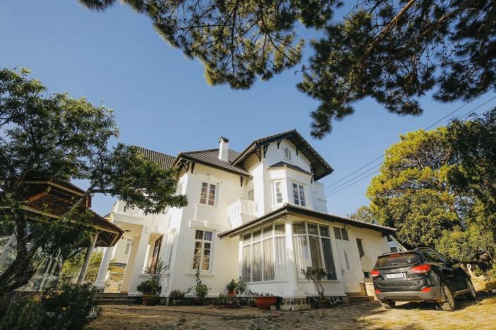 Villa Đà Lạt D110