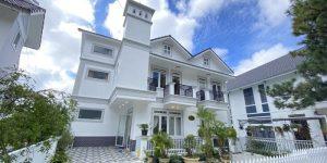 Villa Đà Lạt D116 - Biệt thự trắng