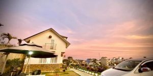 Villa Đà Lạt D117 - Sân vườn rộng, view rừng thông, thung lũng đèn, săn mây
