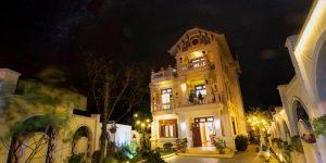 Villa Đà Lạt D118 - Nội thất hoàng gia