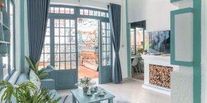 Villa Đà Lạt D120 - Decor sống ảo siêu đẹp