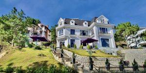 Villa Đà Lạt D127 - Kiến trúc châu Âu hiện đại-sang trọng