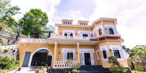 Villa Đà Lạt D128 - Đẳng cấp 3 sao, nội thất gỗ cao cấp