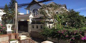 Villa Đà Lạt D129 - Biệt thự kiểu Pháp
