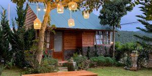 Villa Đà Lạt D134 - Home gỗ độc đáo