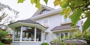 Villa Đà Lạt D135 - Khuôn viên xanh, cạnh hồ Xuân Hương