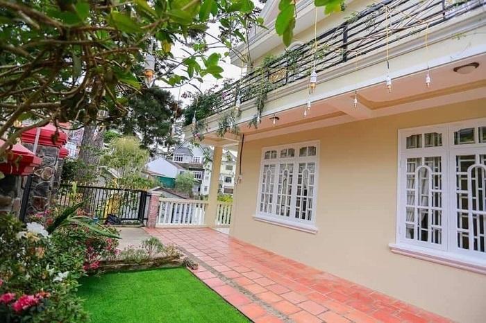Villa Đà Lạt D137