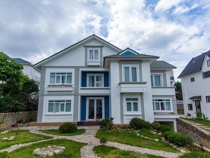 Villa Đà Lạt D139