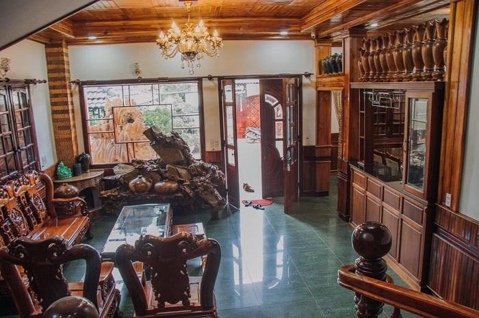 Villa Đà Lạt D149