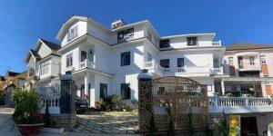 Villa Đà Lạt D155 - Biệt thự nghỉ dưỡng ngay trung tâm