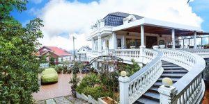 Villa Đà Lạt D156 - Biệt thự xanh mát giữa lòng thành phố