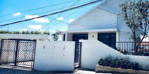 Villa Đà Lạt D164 - Biệt thự trắng sang trọng