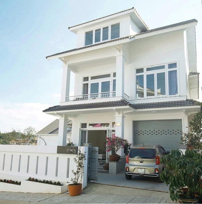 Villa Đà Lạt D166