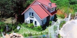 Villa Đà Lạt D167 - Ngôi nhà nhỏ trên ngọn đồi cao