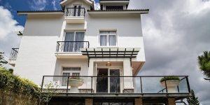 Villa Đà Lạt D178 - Kiến trúc hiện đại, view thung lũng, rừng núi