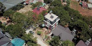 Villa Đà Lạt D179 - Sân vườn rộng, view rừng thông