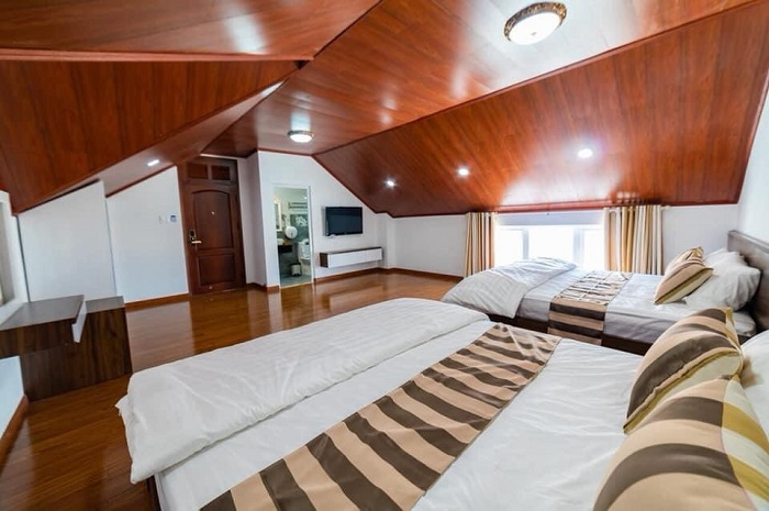 Villa Đà Lạt D180