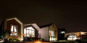 Villa Đà Lạt D186 - View thung lũng đèn