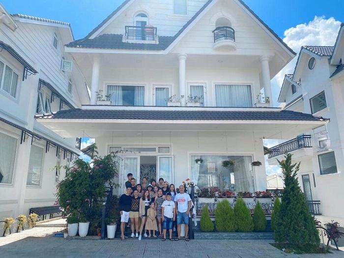 Villa Đà Lạt D189