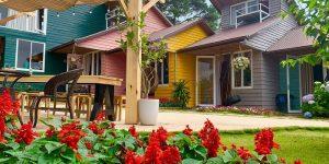 Villa Đà Lạt D208 - View thung lũng đèn, sân vườn rộng