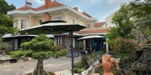 Villa Đà Lạt D209 - Kiến trúc Pháp, khuôn viên rộng rãi
