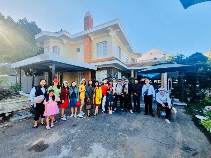 Villa Đà Lạt D209