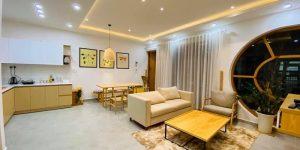 Villa Đà Lạt D216 - Decor xinh xắn, thiết kế hiện đại