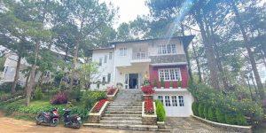 Villa Đà Lạt D226 - Thiết kế hiện đại, nội thất cao cấp, sân vườn rộng