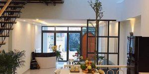 Villa Đà Lạt D227 - Thiết kế tương lai, không gian xanh thoáng đạt