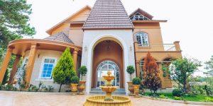 Villa Đà Lạt D233 - Thiết kế đậm chất Âu - Mỹ