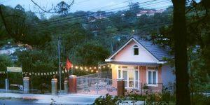 Villa Đà Lạt D235 - View rừng thông, thung lũng, săn mây