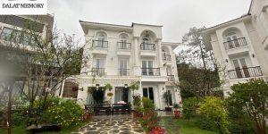 Villa Đà Lạt D247 - Hiện đại, cao cấp, tiện nghi
