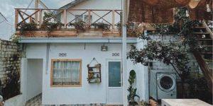 Villa Đà Lạt D252 - Khuôn viên rộng rãi, phong cách vintage