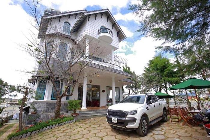 Villa Đà Lạt D255