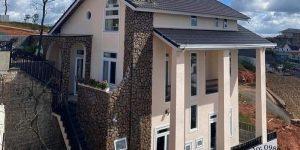 Villa Đà Lạt D257 - Kiến trúc hiện đại, sân vườn rộng rãi, view đẹp