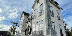Villa Đà Lạt D260 - Kiến trúc châu Âu, cao cấp, sang trọng, hiện đại