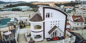 Villa Đà Lạt D262 - Villa nghỉ dưỡng cao cấp, hiện đại, mới hoạt động