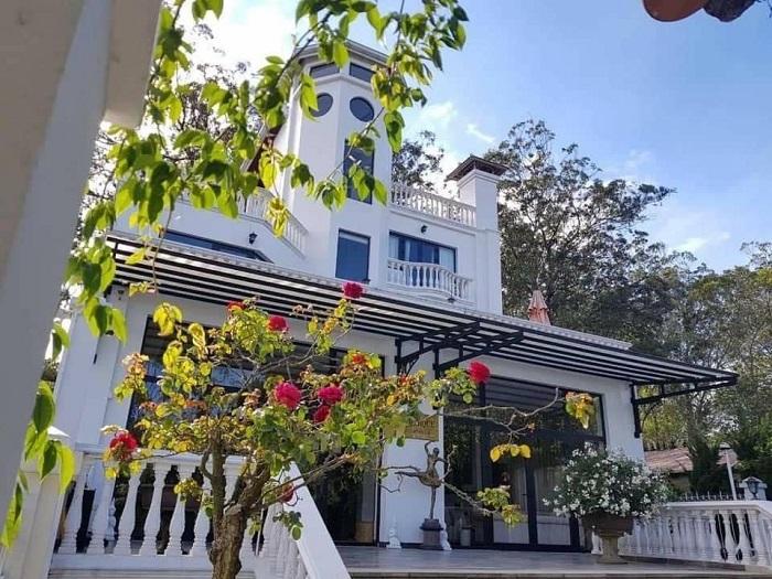 Villa Đà Lạt D267